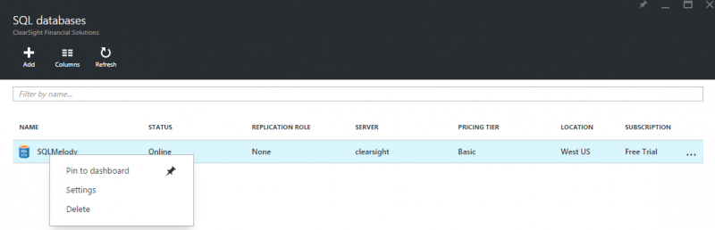 Getting Started With Azure Sql Database-4